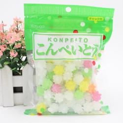 日本進口:春日井 水果什錦軟糖2包