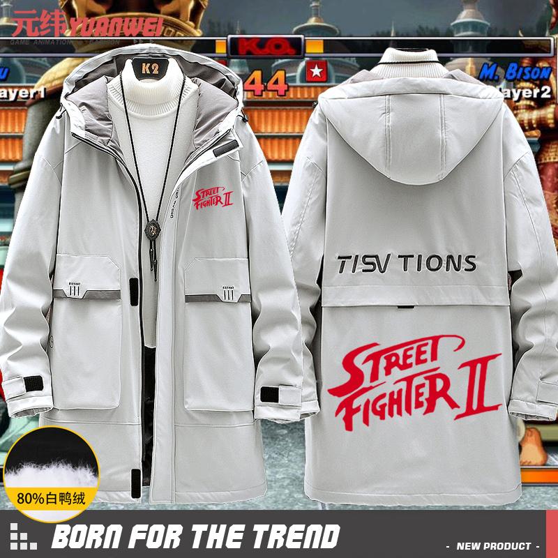 Улица повелитель 2 улица машинально игра классическая улица тиран периферия длина куртка закрытый пальто подростков