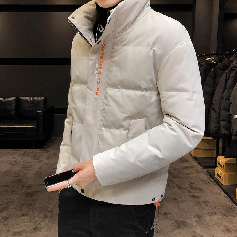 棉衣男士外套2019冬季新款加厚保暖