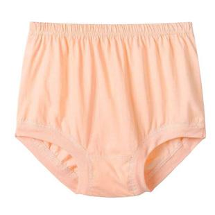 妈妈内裤纯棉中老年高腰大码三角内裤女奶奶老人短裤宽松全棉裤头