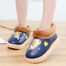 【防水】儿童加厚保暖雪地鞋棉鞋