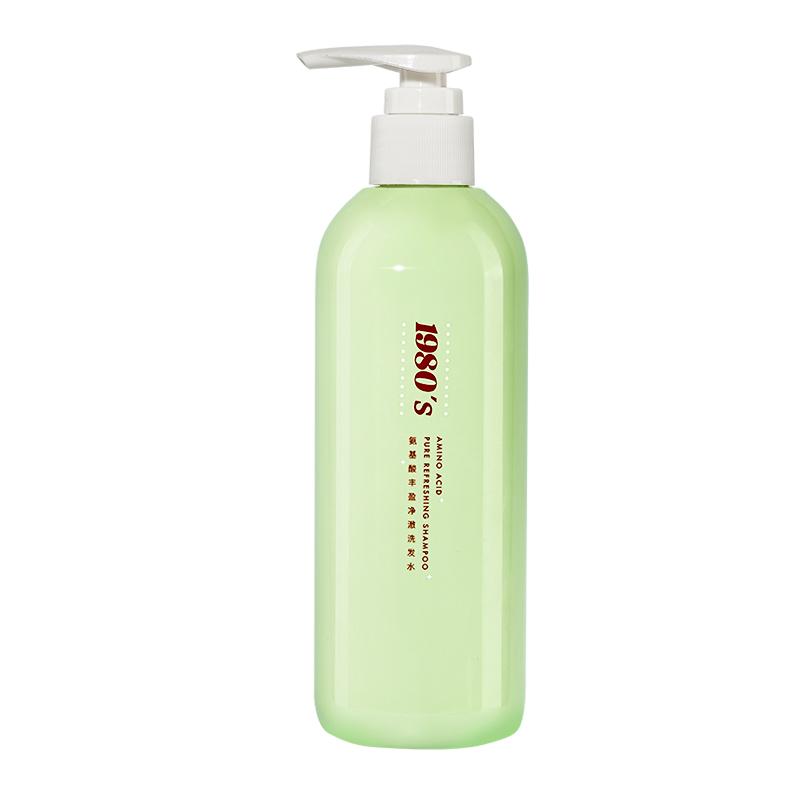 【摇滚动物园】氨基酸控油蓬松洗发水