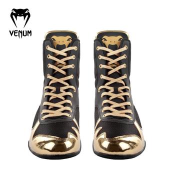 Борцовки,  VENUM яд бокс обувной мужской и женщины бросать бороться обувь борьба обувь саньшоу (свободный спарринг) обувной обучение обувной борьба забастовка обувной специальность конкуренция, цена 19565 руб