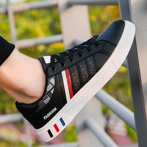 小白鞋运动休闲鞋板鞋男韩版潮流