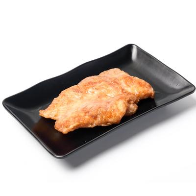 馨安可鸡排鸡胸肉10片冷冻半成品鸡扒健身鸡扒非油炸小吃生鸡肉