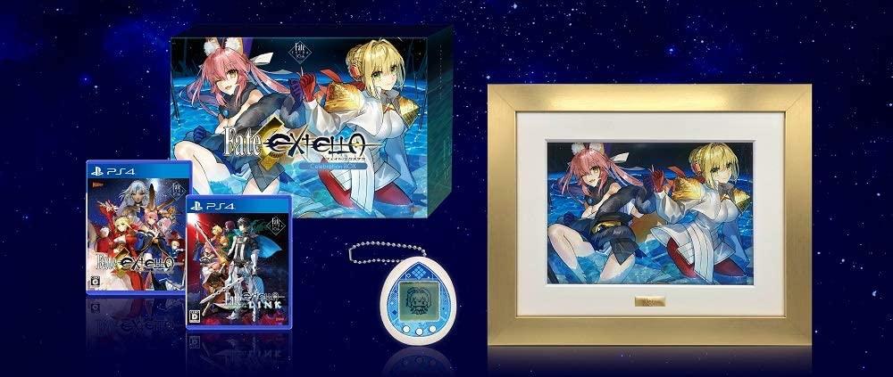 DC光感遊戲 全新日版現貨!PS4 Fate EXTELLA Celebration BOX10周年限定版 多規格請咨詢