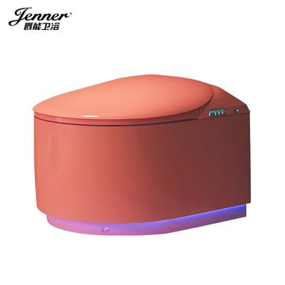 Jenner爵能全自动翻盖一体式智能可升降马桶家用即热无水箱坐便器