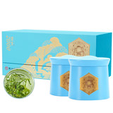 2021 new tea emblem six special six 瓜 瓜 片 香 2000 spring tea green tea gift box 120g * 2