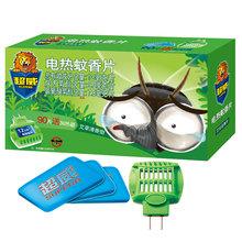 超威电热蚊香片90片驱蚊片