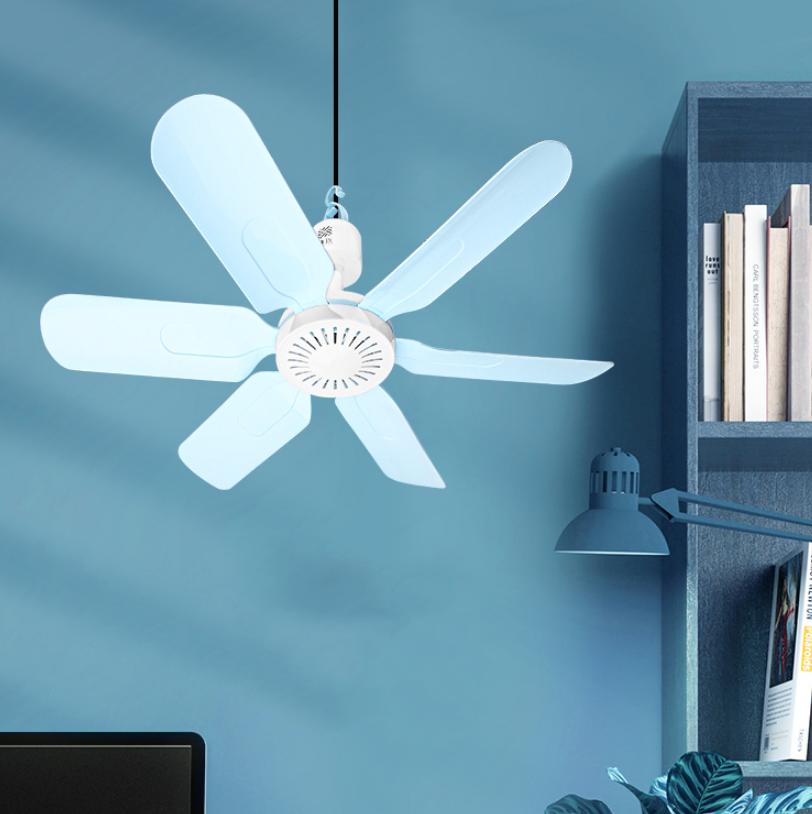 【夏季特惠】家用小型迷你微风小吊扇