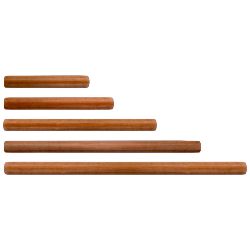 家用擀面杖实木大小号压面棍擀饺子皮面条擀面棍面棒神器烘焙工具