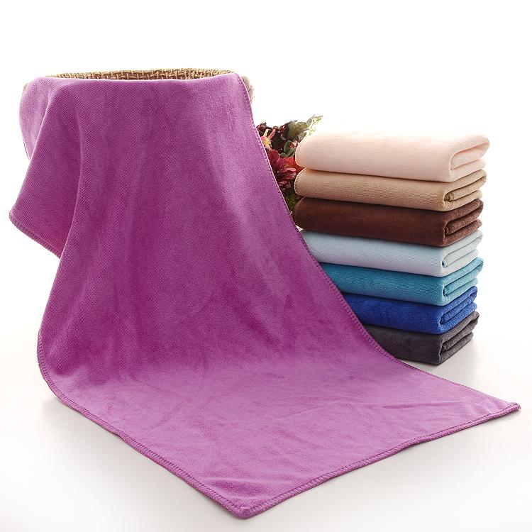 拍3件家用速干毛巾理发店包头毛巾