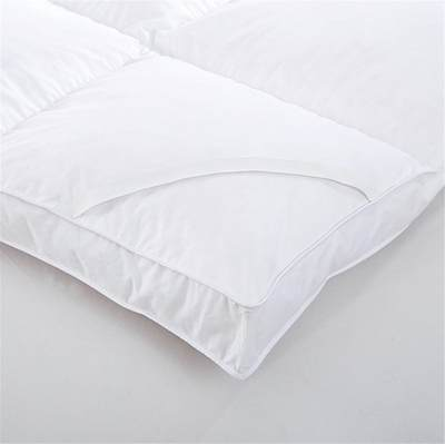 Hotel linen mattress pad Full cotton imitation feather cloth feather velvet three-dimensional thick mattress