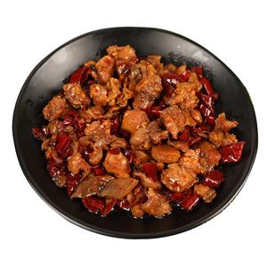 自贡冷吃兔麻辣兔兔子肉兔头兔腿四川特产网红小吃零食兔丁熟食