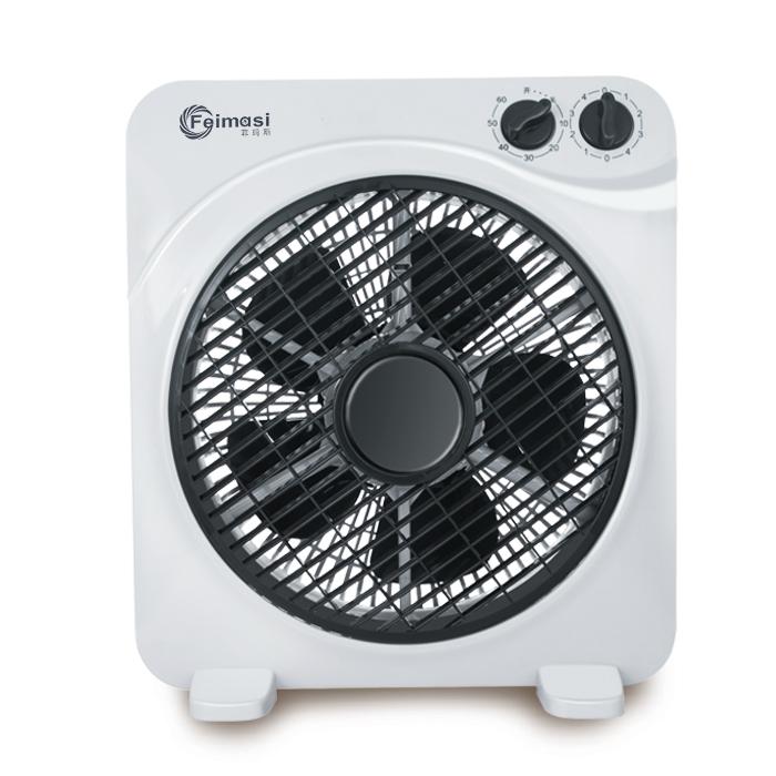 【菲玛斯】10寸桌面电风扇空气循环扇