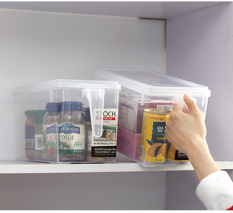 聪拓 厨房冰箱收纳盒 5L 图15