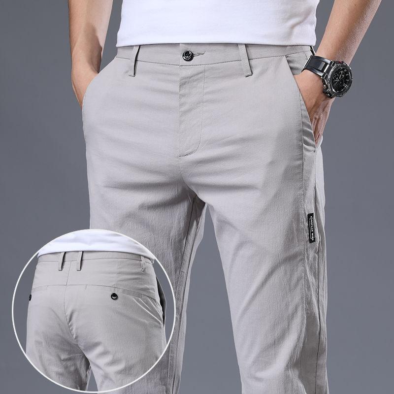 男士夏季短裤大码九分裤休闲裤运动裤男裤