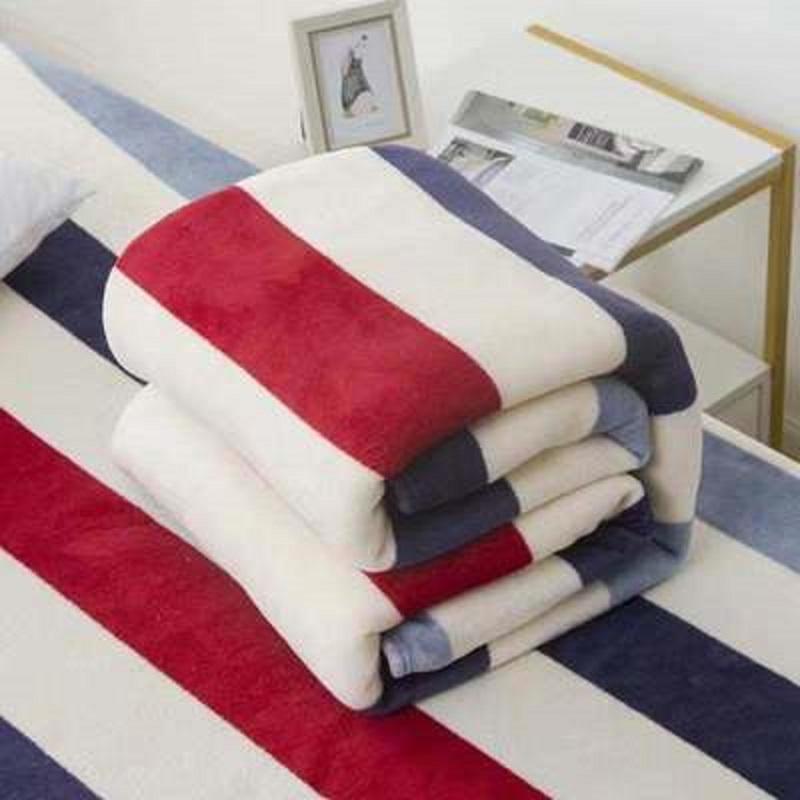 【速暖多尺寸毛毯床单】超柔加厚法兰绒学生单双人礼品毯被单空调