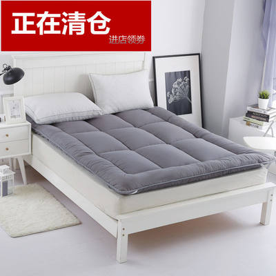 Mattress thick feather velvet tatami mattress double 2.0 bed student 0.9 bed dormitory 1.2 bed