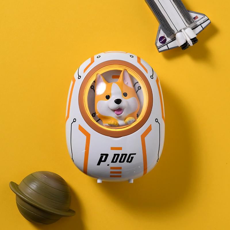 黄油猫官方正品新年礼品猫咪狗动漫周边Lite太空舱充电宝移动电源