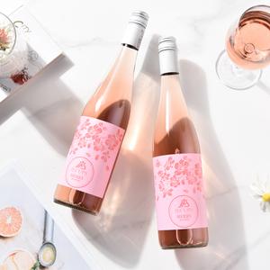 吉卡斯原装进口花境甜白葡萄酒