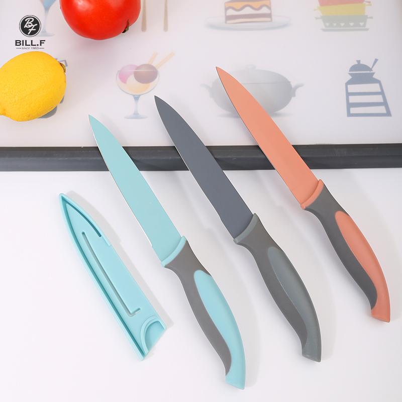 【BILLF】超锋利厨房切水果刀具2件套