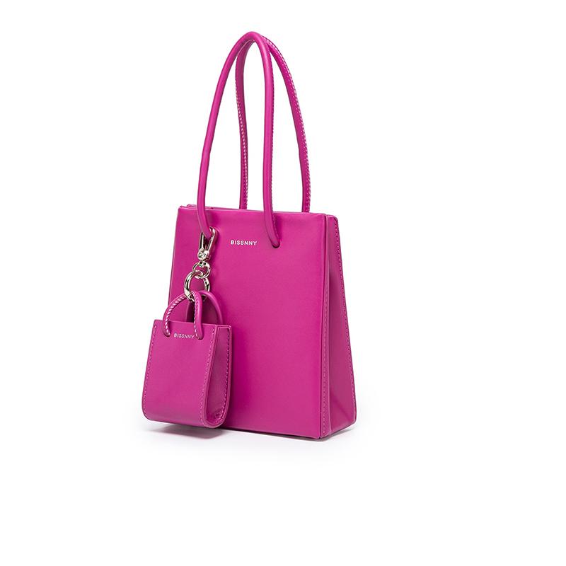 bissnny包包正品 新款斜挎包小众设计感小包手提包腋下包原创女包