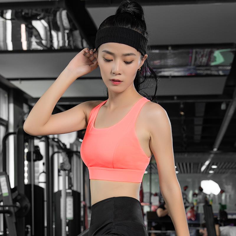 【花遇迟】2021年新款健身瑜伽运动背心