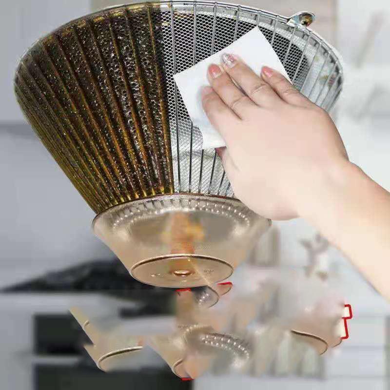 厨房湿纸巾超强去油污除油湿纸巾
