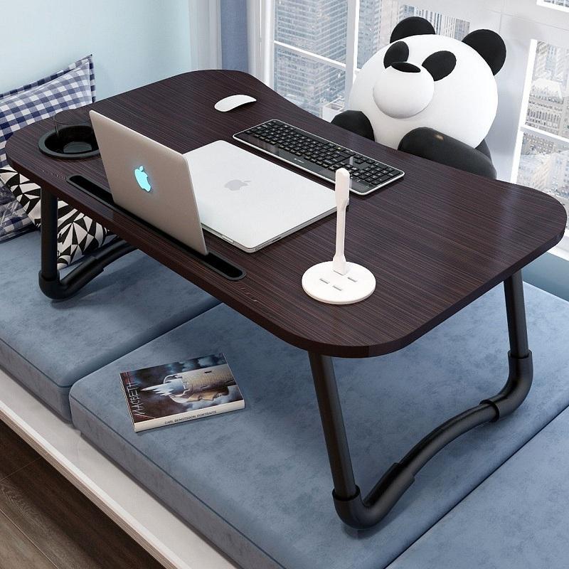 床上小桌子卧室折叠书桌学生网课电脑桌宿舍
