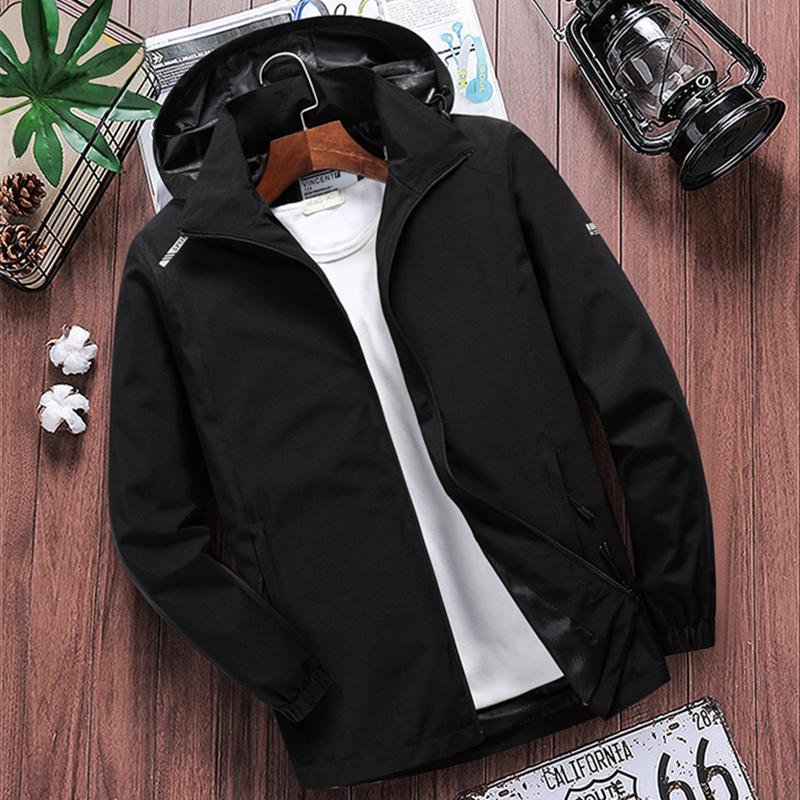 Áo khoác thể thao nam mùa xuân và mùa hè áo khoác thường mặc quần áo hàng đầu quần áo nam đẹp trai béo cỡ lớn dụng cụ lỏng lẻo - Đồng phục bóng chày