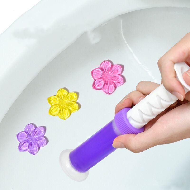 马桶小花除臭去异味厕所神器强效除臭洁厕宝