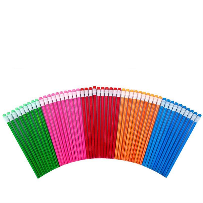 幼儿园小学可擦彩色铅笔套装