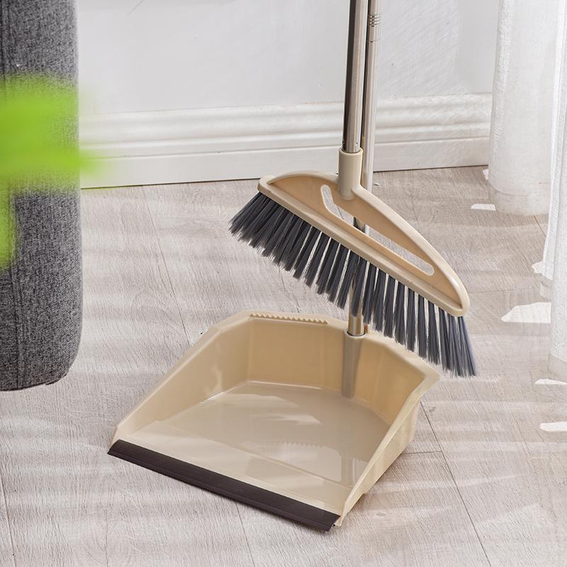 【华佳清情】家用扫把簸箕组合