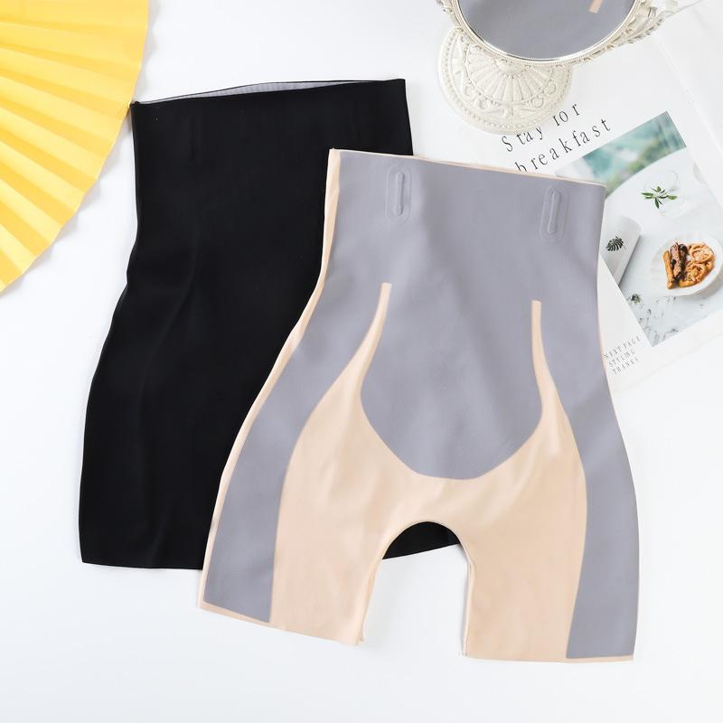 卡卡收腹提臀裤翘臀束腰塑形收小肚子强力悬浮裤无痕夏季薄款内裤