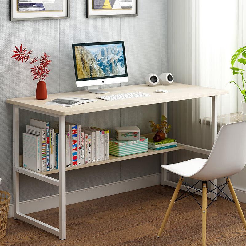 简约台式电脑桌卧室经济型学生写字桌