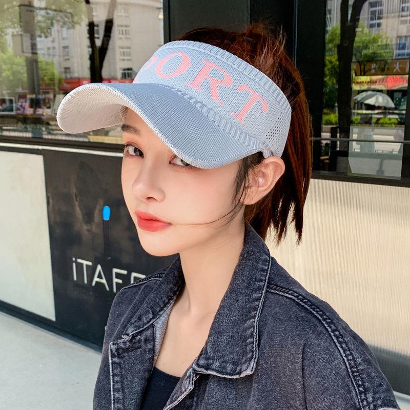 买一送一户外太阳帽女夏韩版百搭防晒遮阳帽