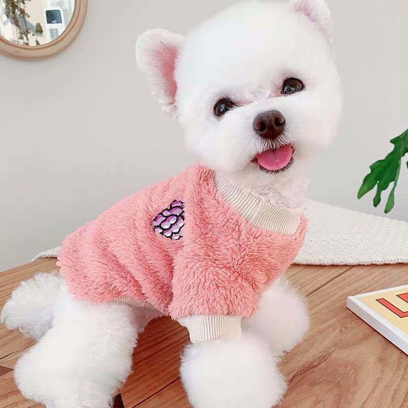 连天/秋冬装宠物衣服比熊泰迪博美