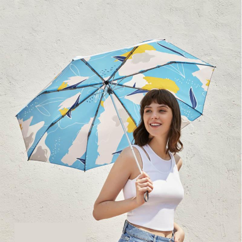 【领百亿补贴下单59】蕉下晴雨两用三折伞