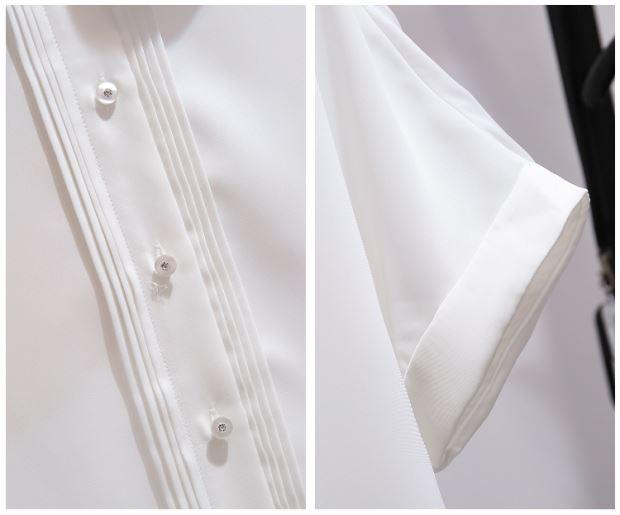中國代購 中國批發-ibuy99 教师面试女装搭配时尚两件套连衣裙御姐范夏装酷职业套装炸街时尚