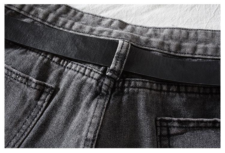 中國代購 中國批發-ibuy99 高腰阔腿裤春秋牛仔裤女夏季薄款2021年新款宽松垂感拖地直筒裤子