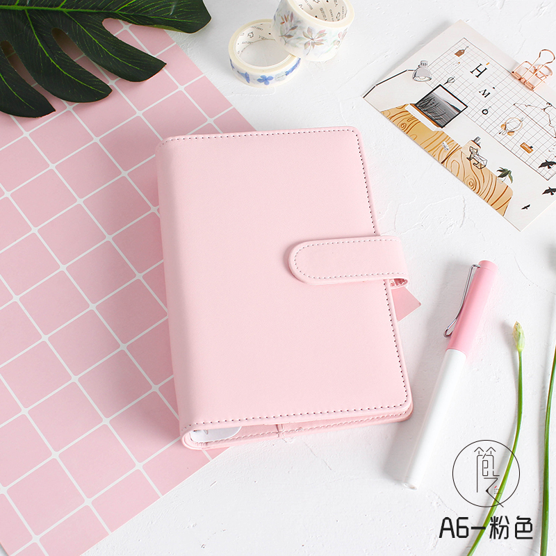 A6-pink (send A Gift Package)