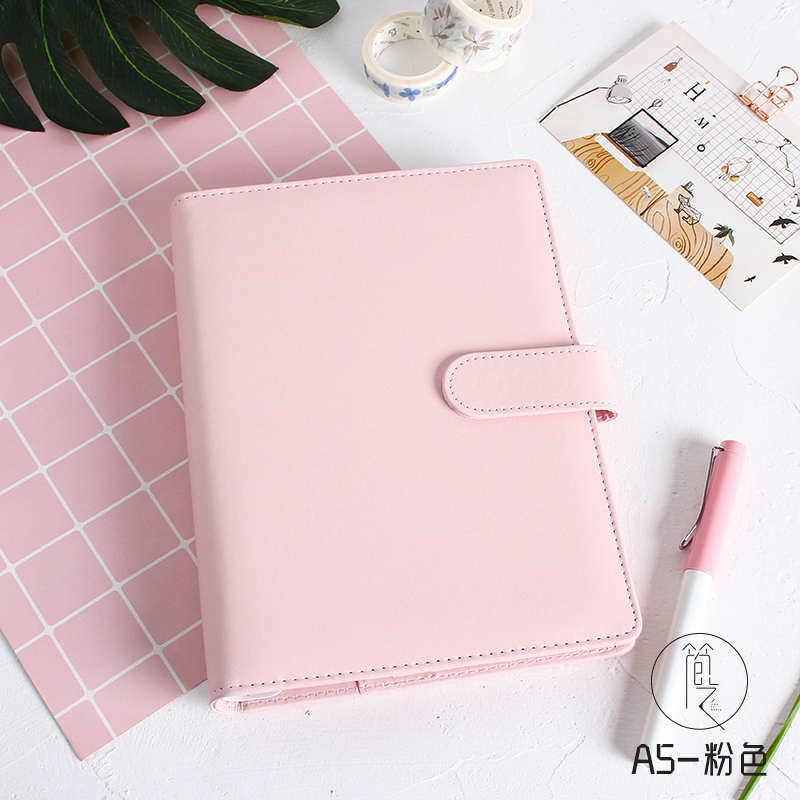 A5-pink (send A Gift Package)