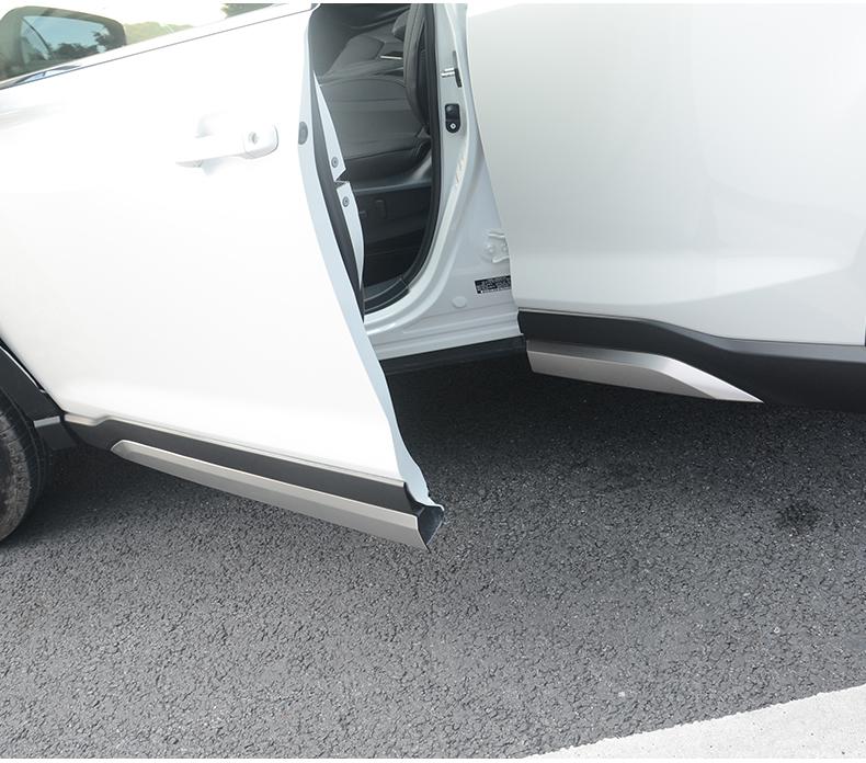 Ốp cản trước sau và nẹp sườn Subaru Forester 2019- 2020 - ảnh 27