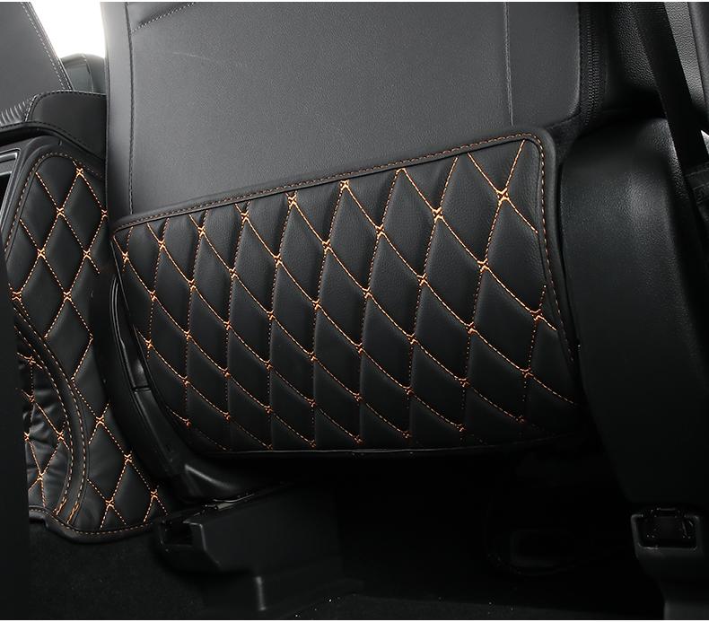 Thảm ốp sau ghế Subaru Forester 2013-2020 - ảnh 25