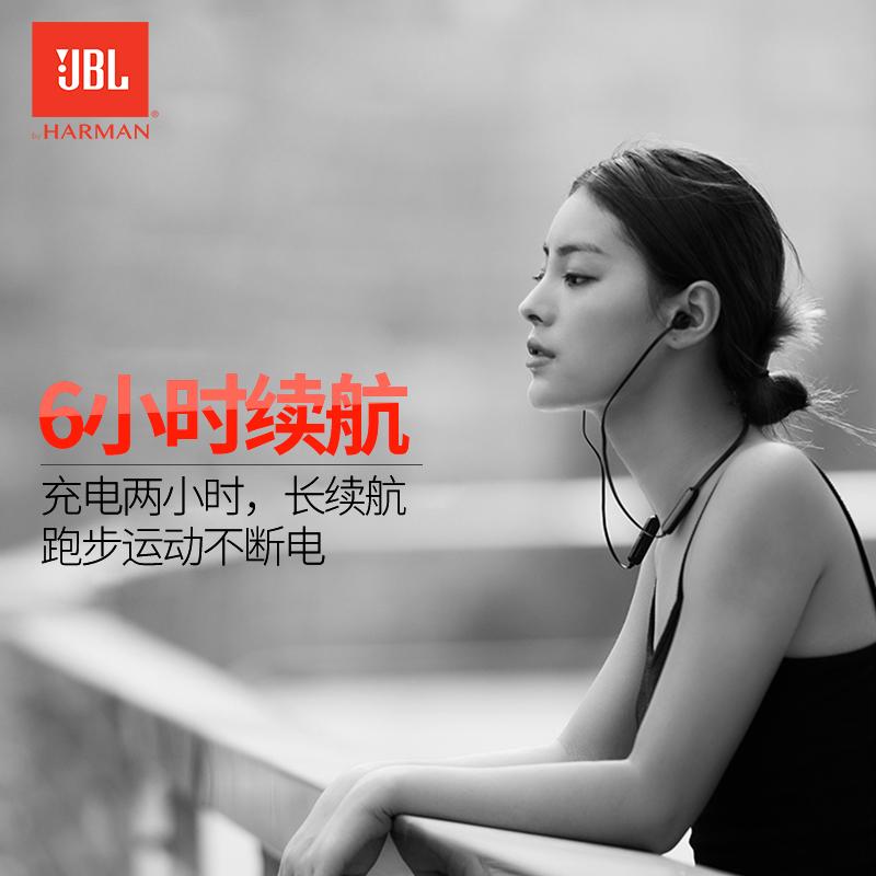 JBL T110BT wireless Bluetooth headset in-ear running