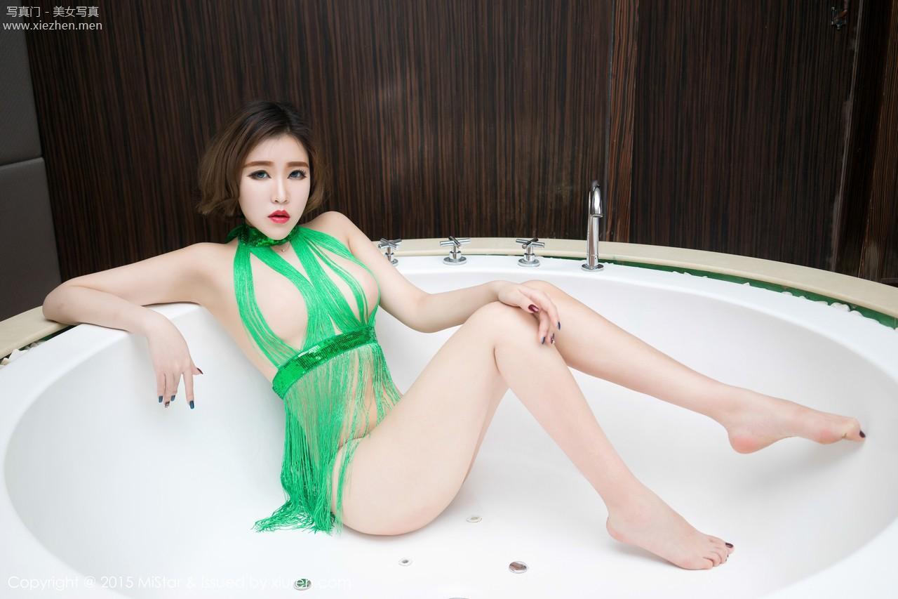 [MiStar魅妍社]MS20150826VOL0029 2015.08.26 VOL.029 赵欢颜Jessica