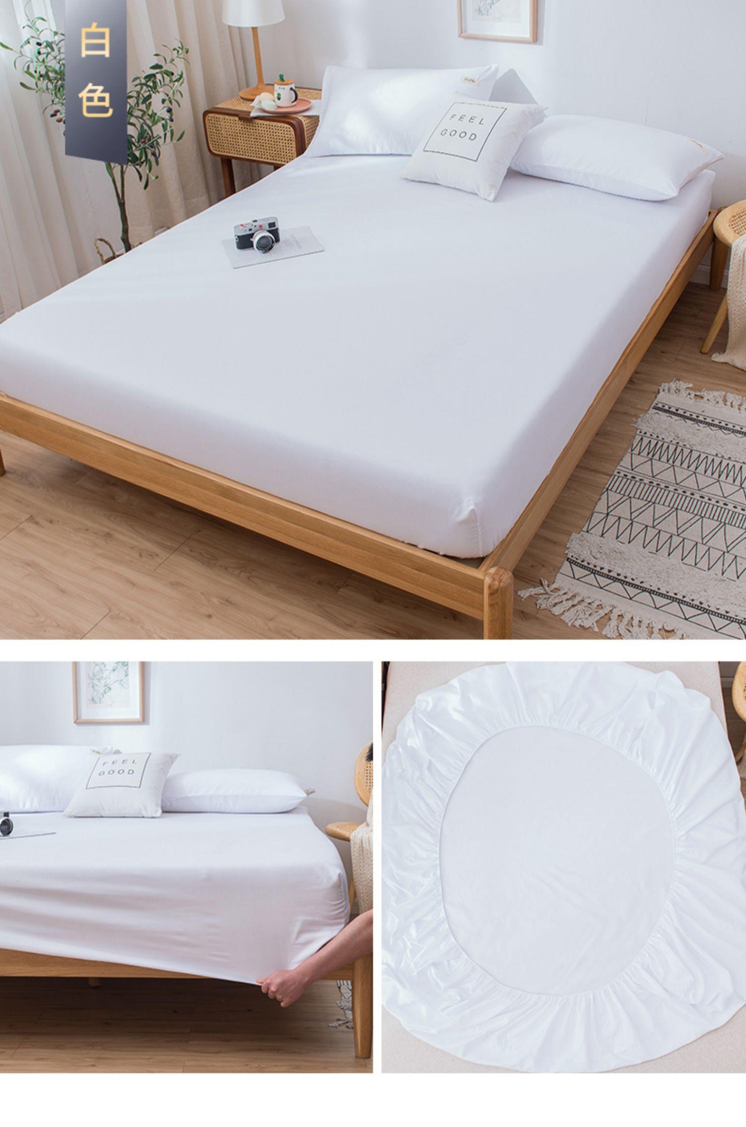 全规格【觉先生】水洗棉防滑床笠