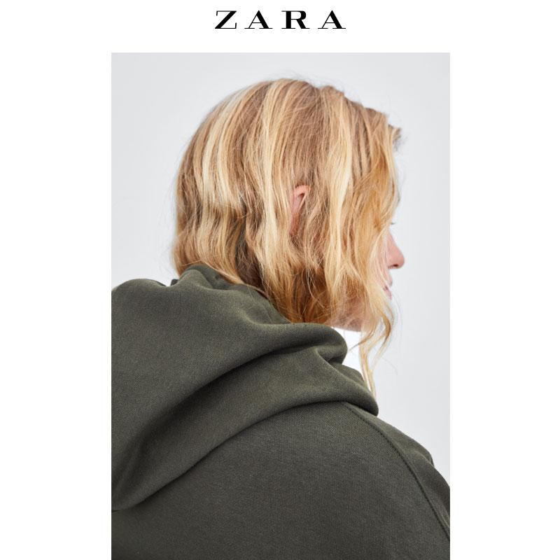 Sweatshirt femme ZARA en Coton - Ref 3213903 Image 3