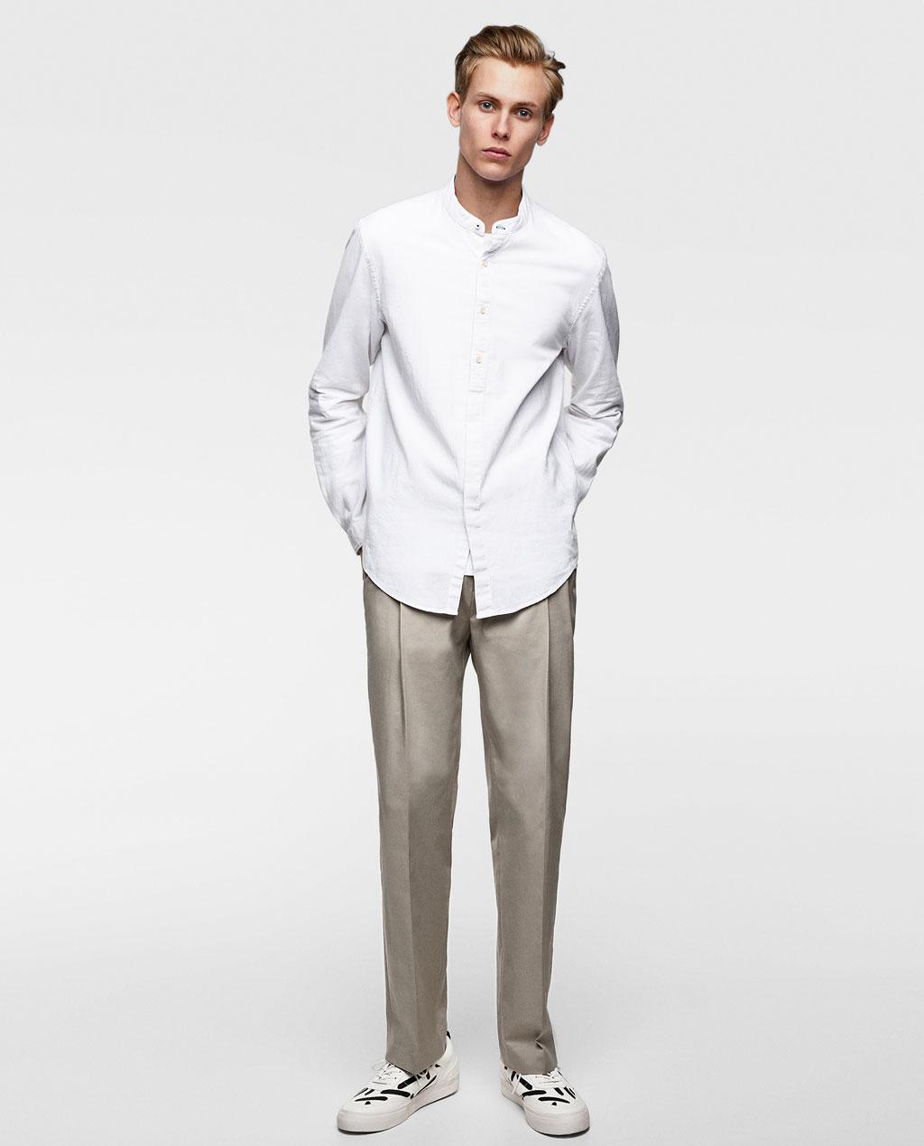 Thời trang nam Zara  23865 - ảnh 3